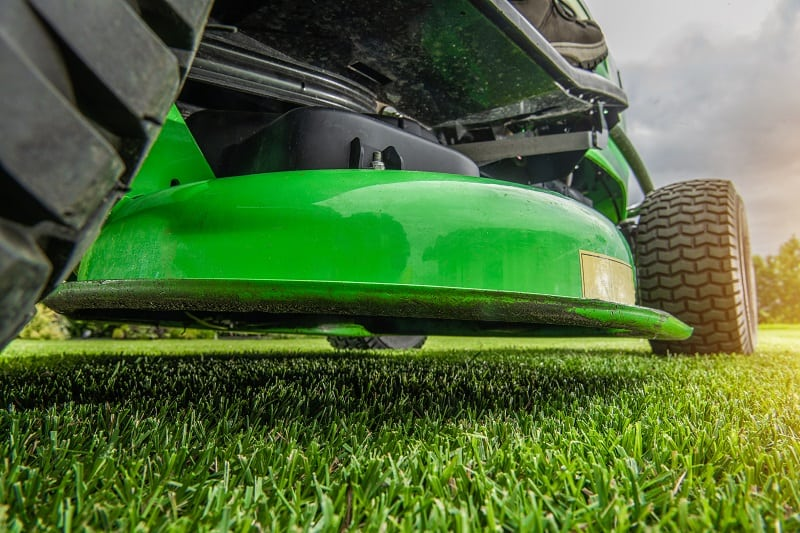 How To Remove Gas From Lawn Mower
