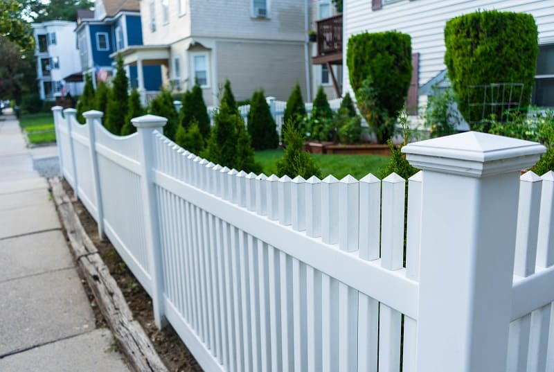 How To Measure Yard For Fence